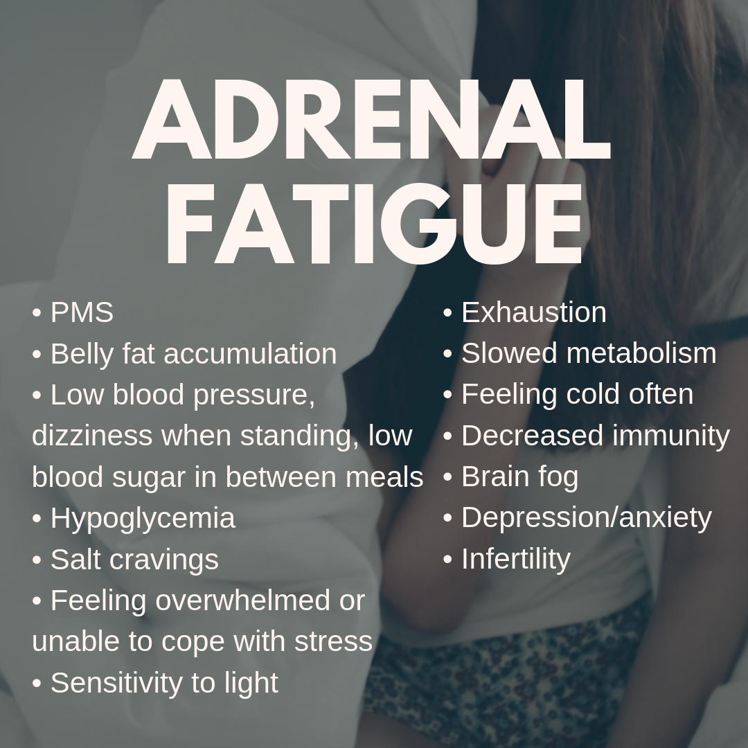 Dr  Marianne Teitelbaum | Signs of Adrenal Fatigue and How